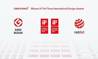 جوایز کسب شده توسط پریز هوشمند اورویبو