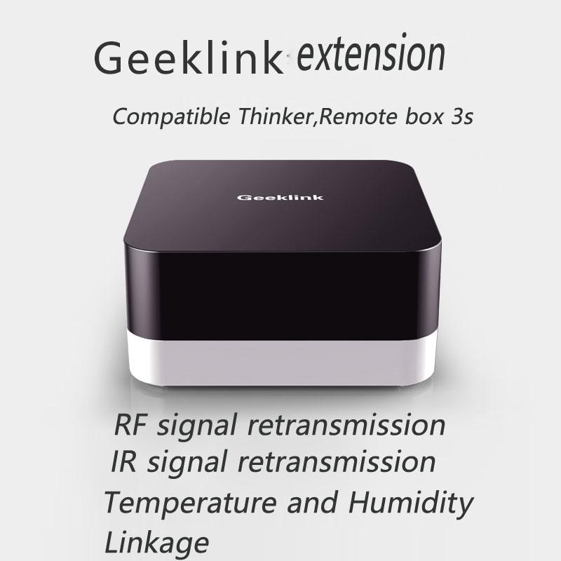 توسعه دهنده GEEKLINK EXTENSION