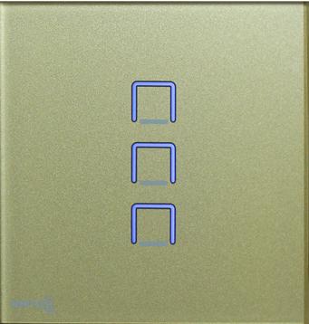 کلید هوشمند طلایی