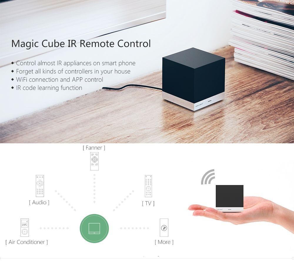 کنترلر Ir هوشمند Orvibo Magic Cube