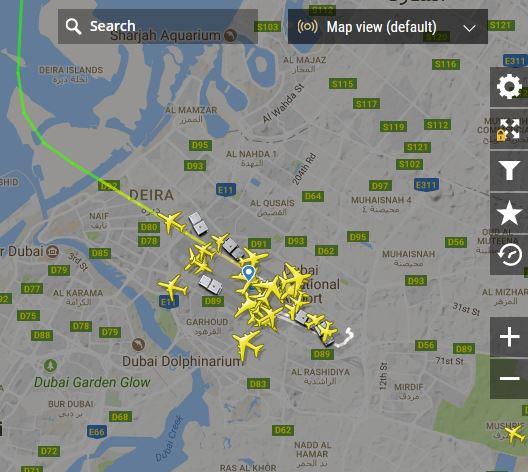 AIRPLANE GPS