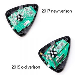 مقایسه Broaklink rm pro 3 با نسخه 2015
