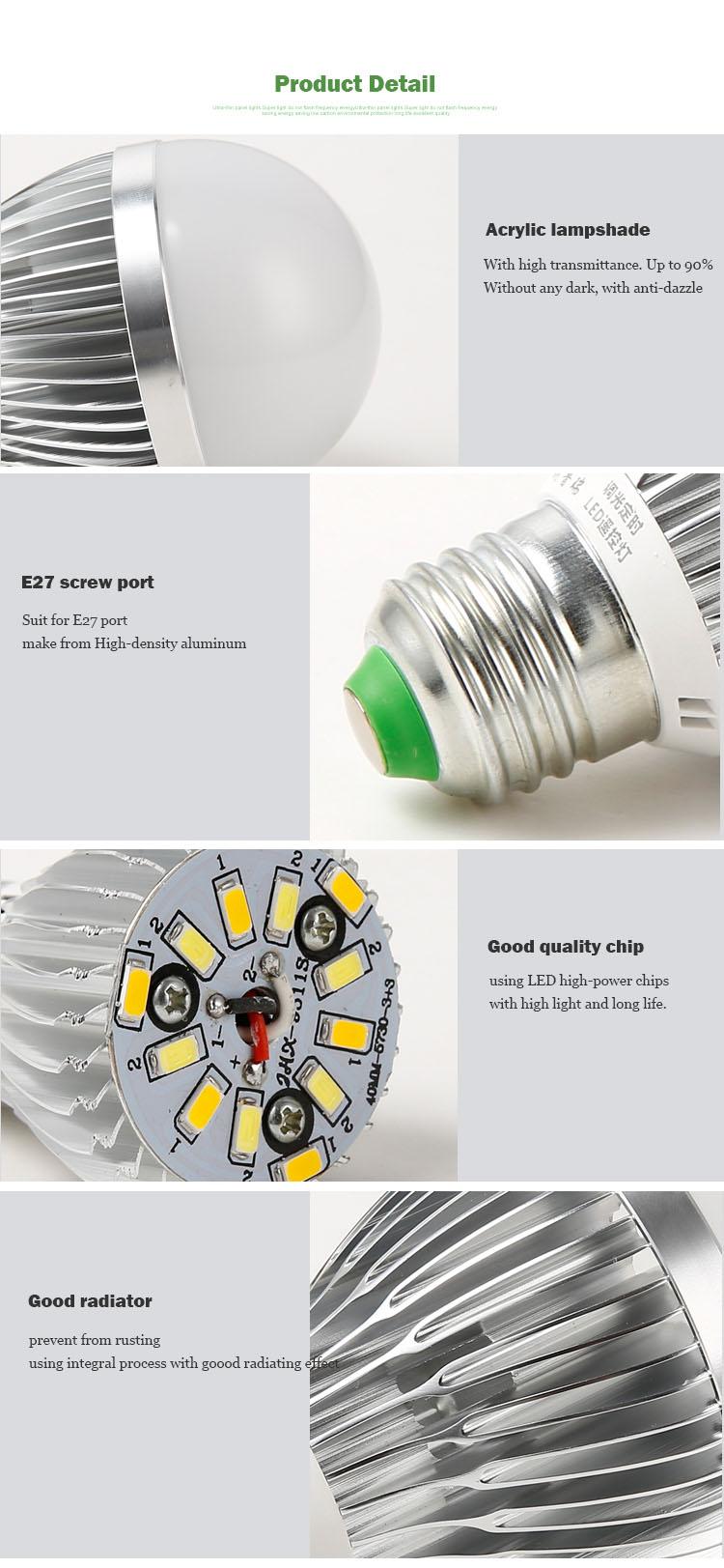 مشخصات لامپ هوشمند برودلینک