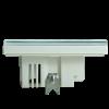 کلید سه پل نستک سفید