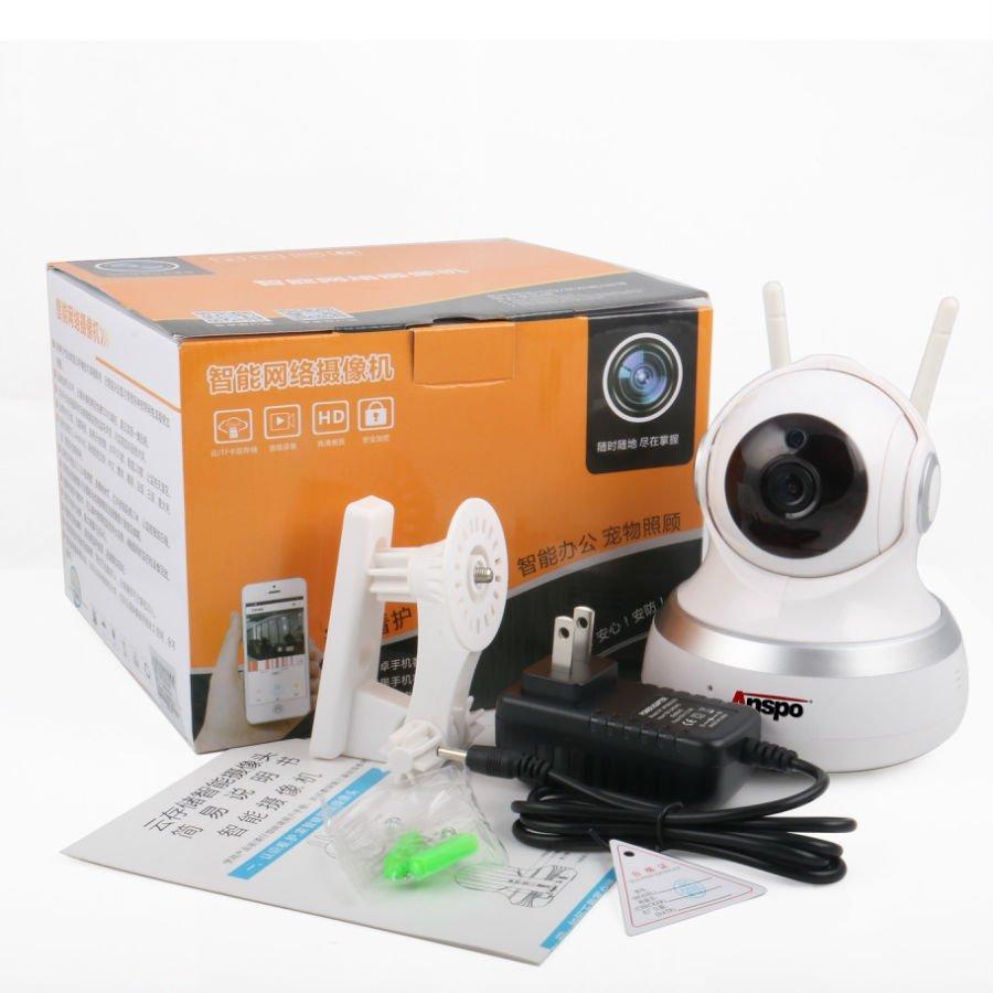 محتویات دوربین بیسیم آنسپو مدل CH82200