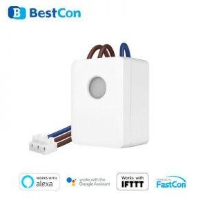 سوییچ کنترل بردولینک با اندازه گیر مصرف برق Bestcon SCB1E