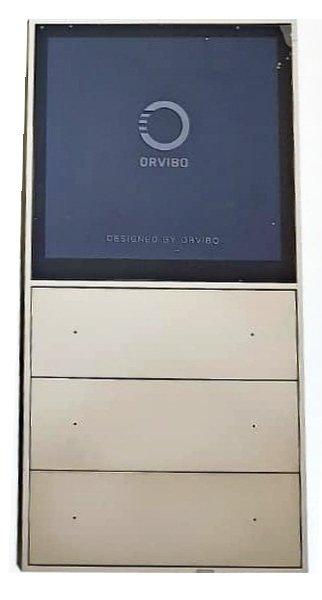 تاچ پنل طلایی هوشمند اورویبو Orvibo Mixpad S Gold